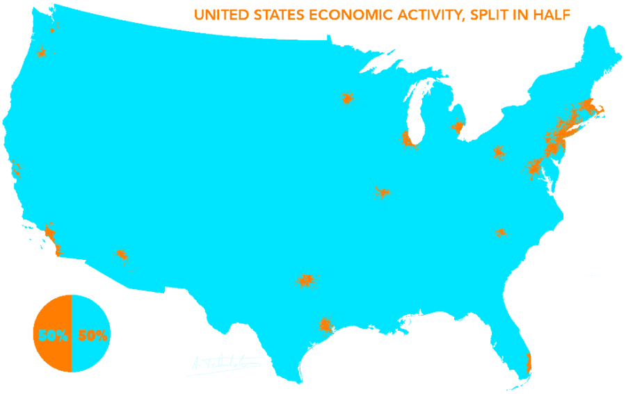 33 Maps That Explain The United States Better Than Any Textbook