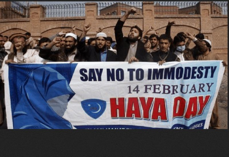 Haya Day on Valentine's Day