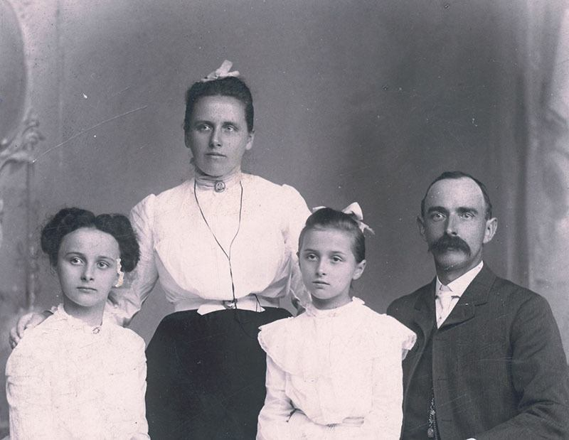 Victorian Family Photos