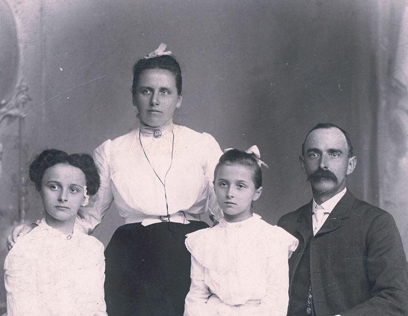 Victorian Family Photos