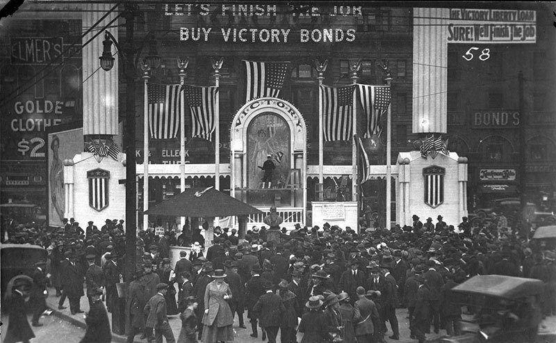 Liberty Bond Rally