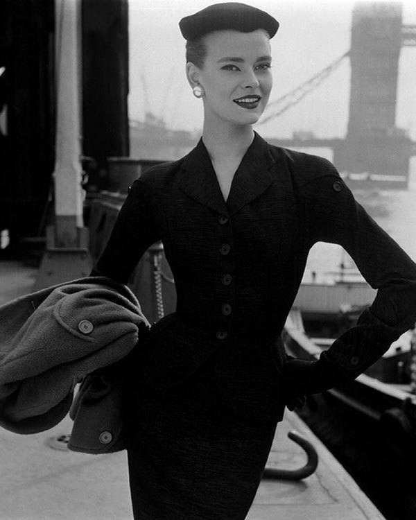 Dior Fashions in 1947