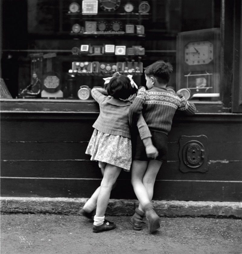 Vintage Paris by Edouard Boubat