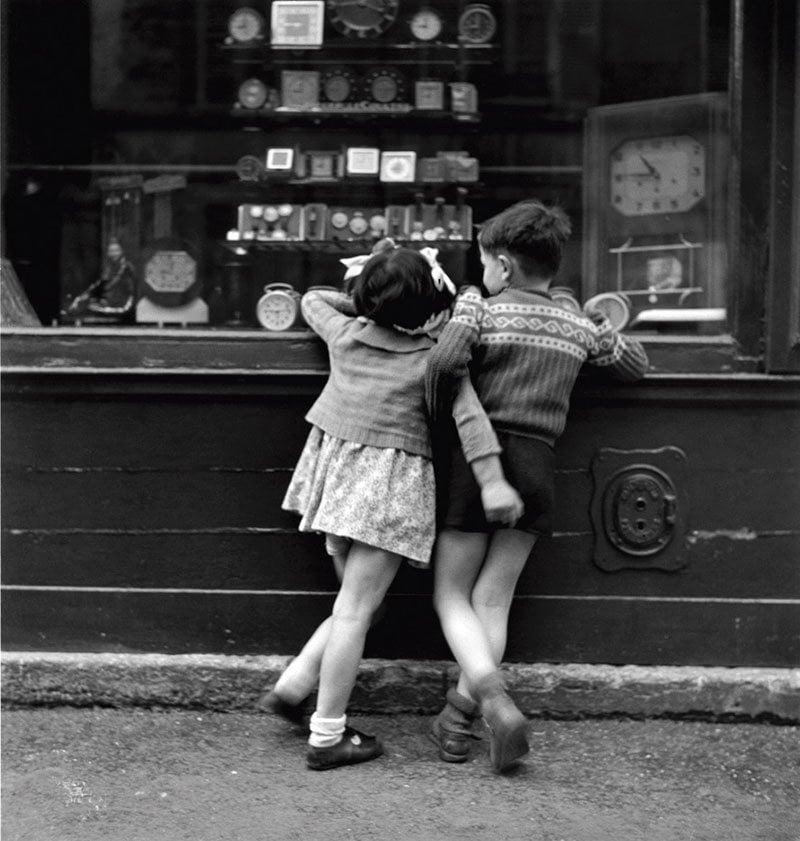 Vintage Paris by Edouard Boubat
