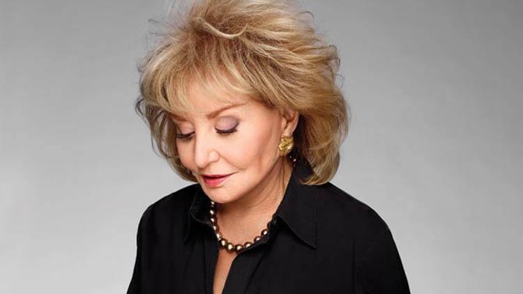 Barbara Walters Today