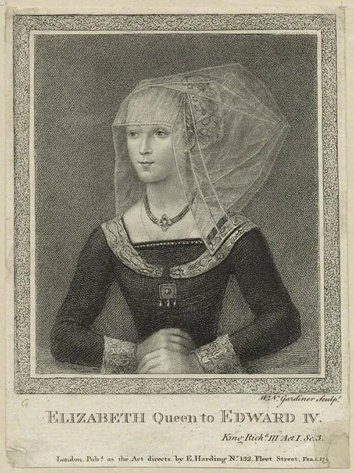 White Queen Portrait