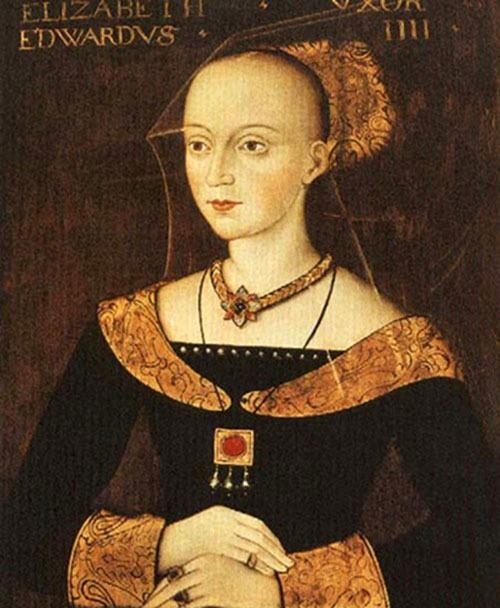 White Queen Elizabeth Woodville