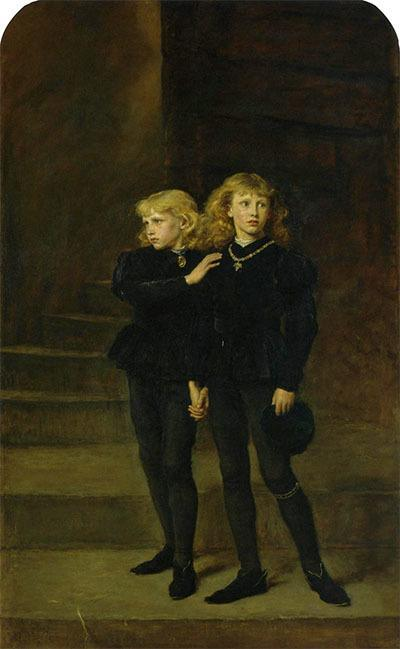 White Queen Two Princes