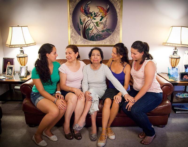 21st Century Family Maria