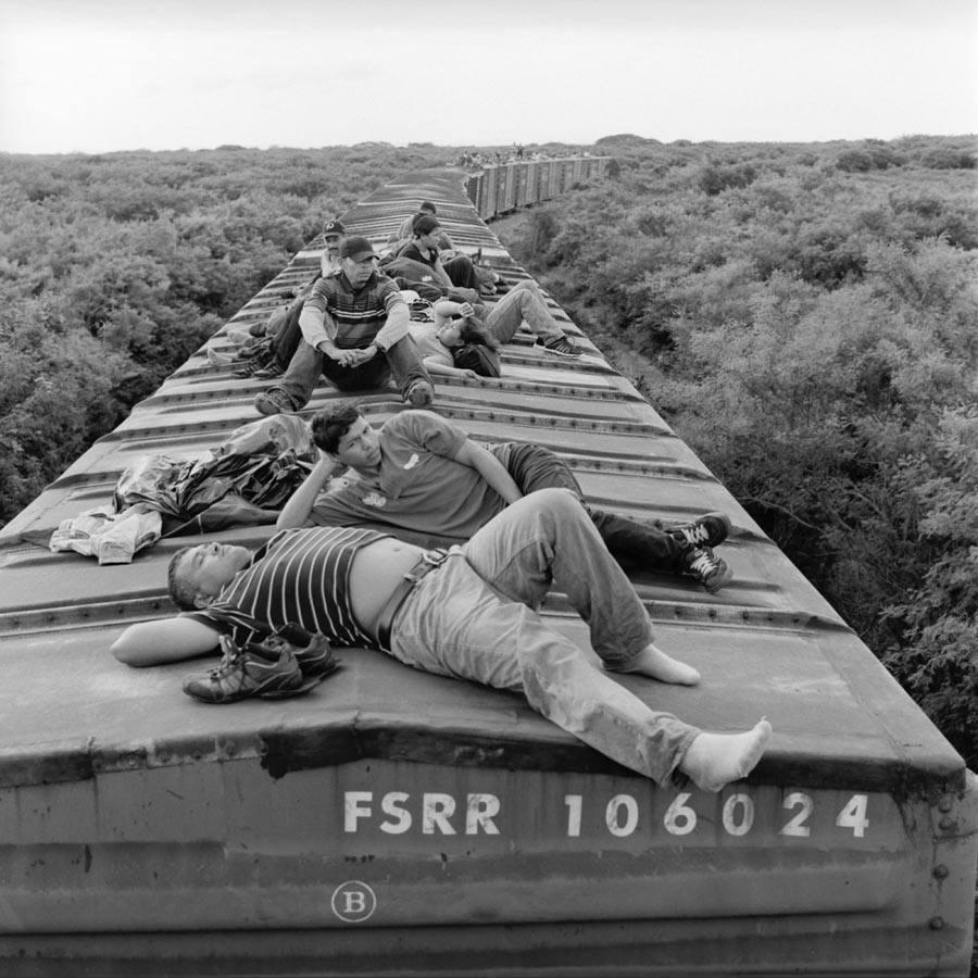 death train through oaxaca