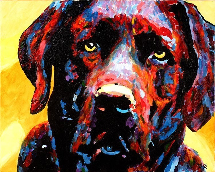 john bramblitt dog echo