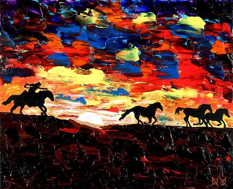 john bramblitt horses