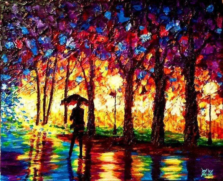 blind bramblitt umbrella single