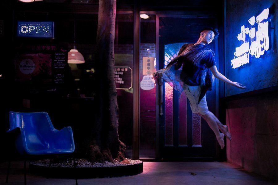 mickael jou nightclub