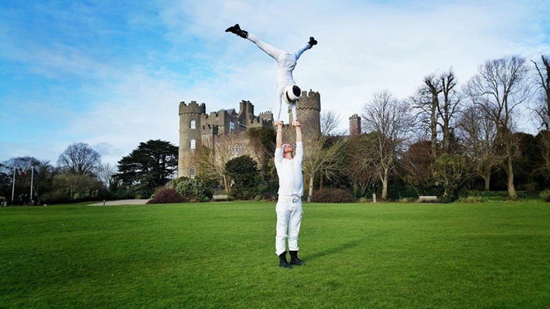 Acrobat Marriage Ireland