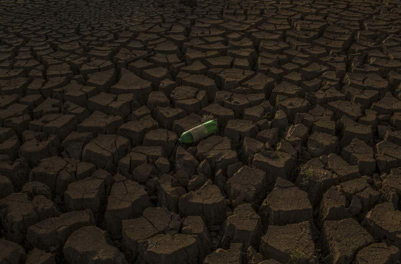 Scorched earth during Brazil water crisis