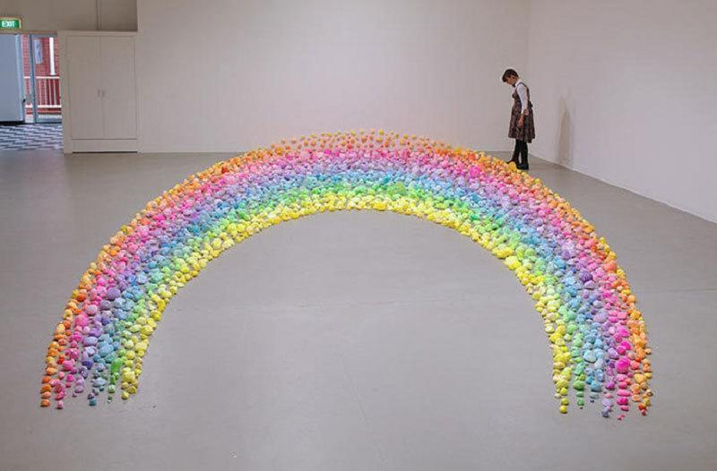 Candy Art Rainbow