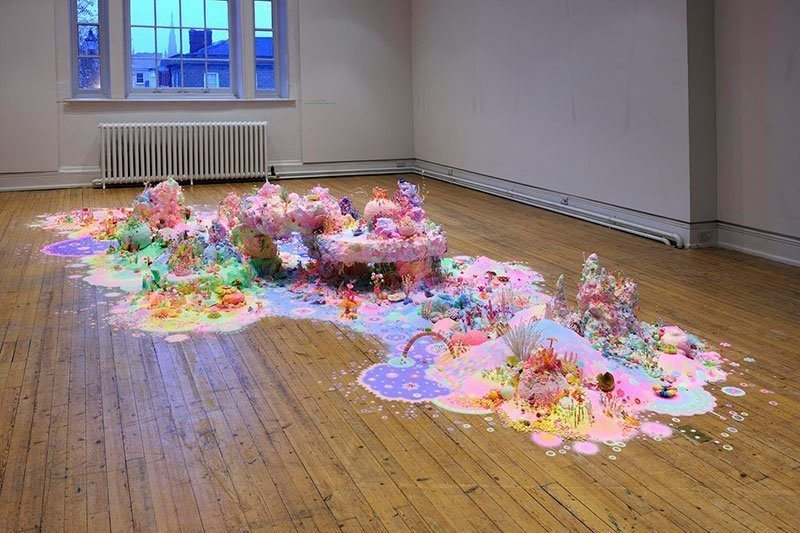 Candy Installation