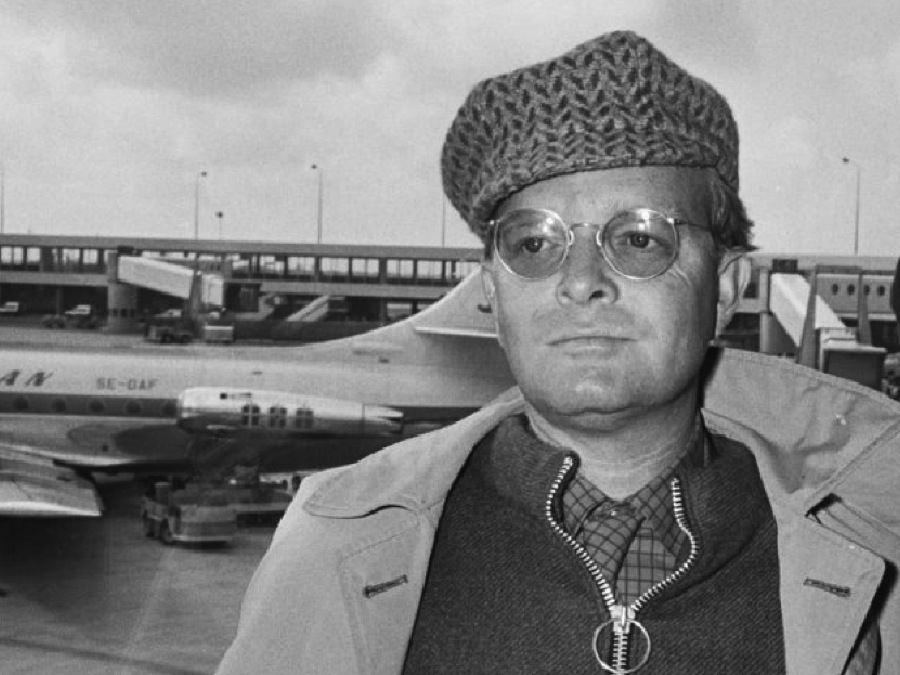 Truman Capote Quotes Hat