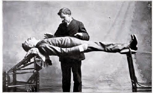 Catalepsy Plank
