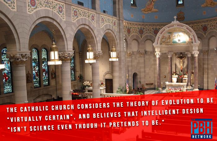 The Catholic Church On Evolution