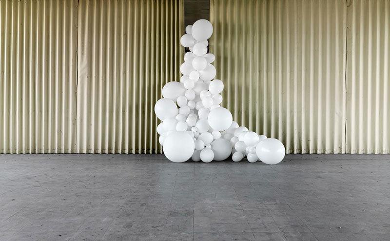 Balloon Invasion Art