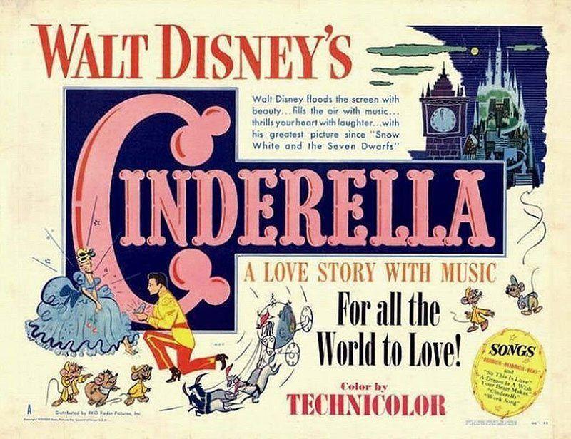 1950 Premiere of Disney's Cinderella