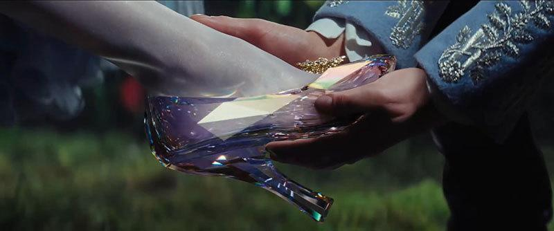 History of Cinderella and Glass Slipper