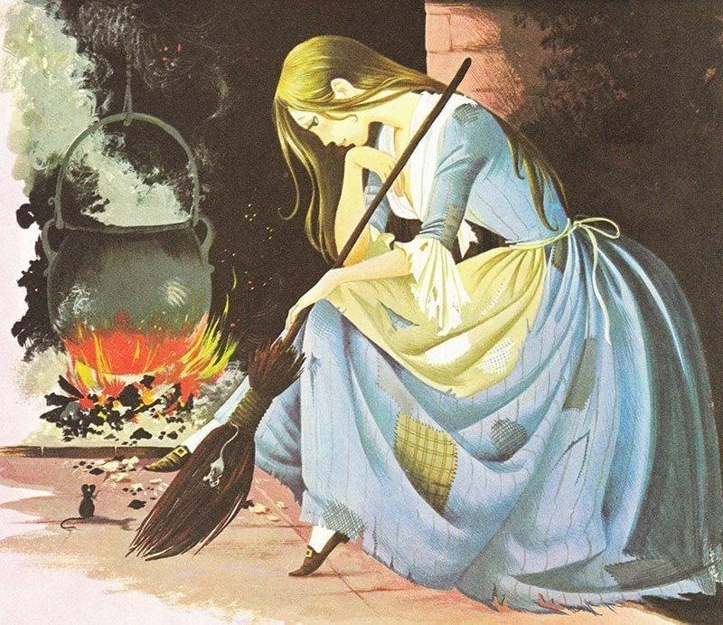 History of Cinderella