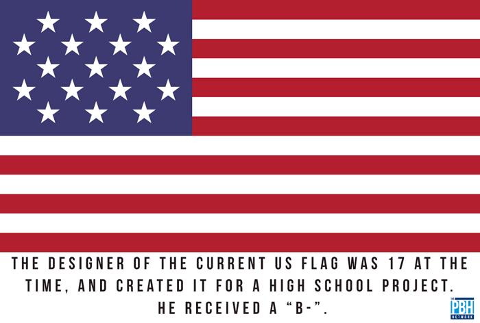 Designer Of US Flag