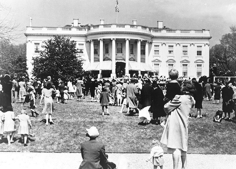 White House Egg Roll History