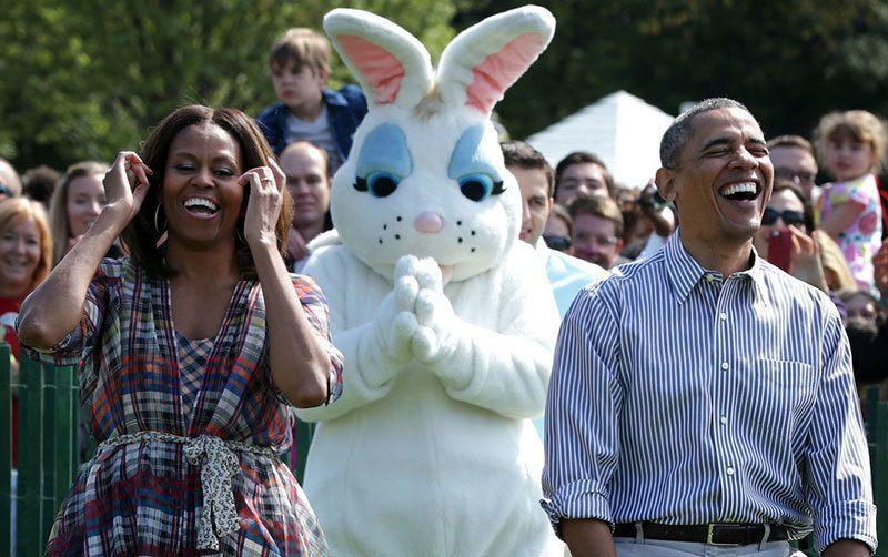 Obama Easter Egg Roll