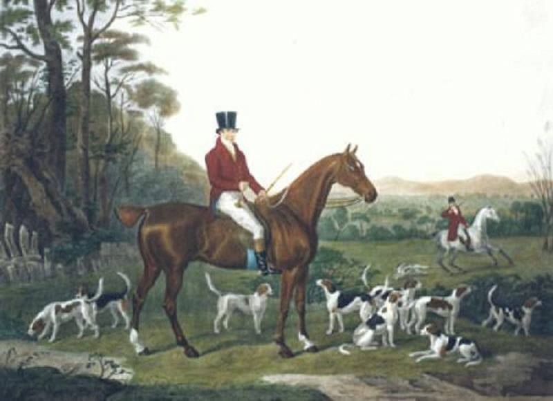 eccentric-people-mytton-horse - History's Most Eccentric People - History