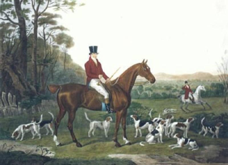 Mytton Horse