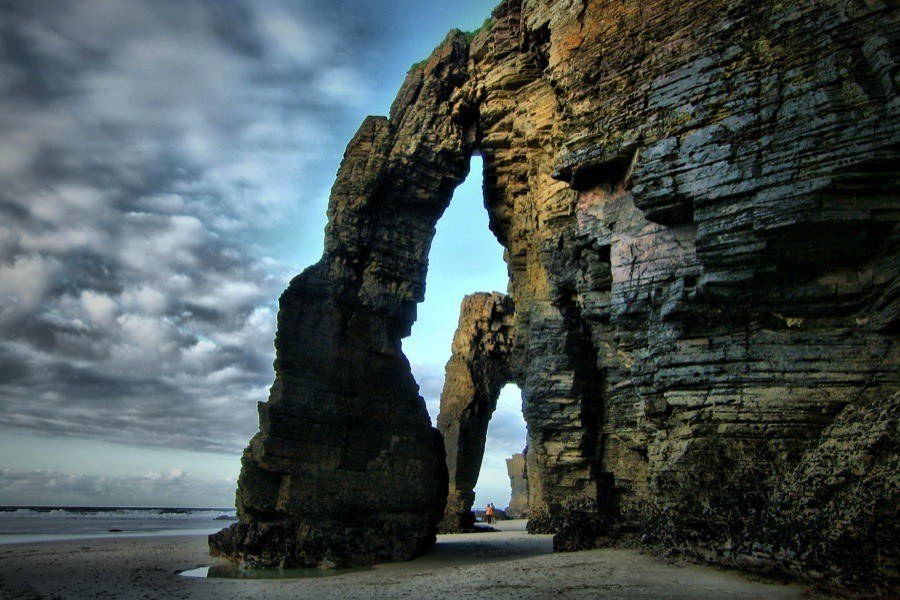 European Natural Wonders As Catedrais