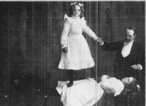 Catalepsy Standing Girl