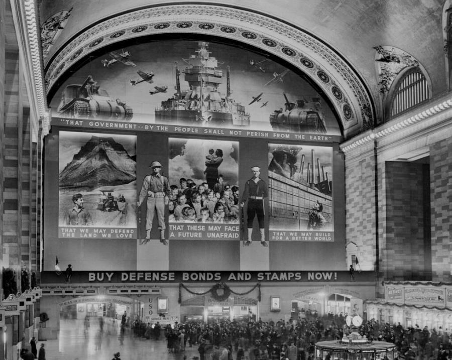 Grand Central WW2