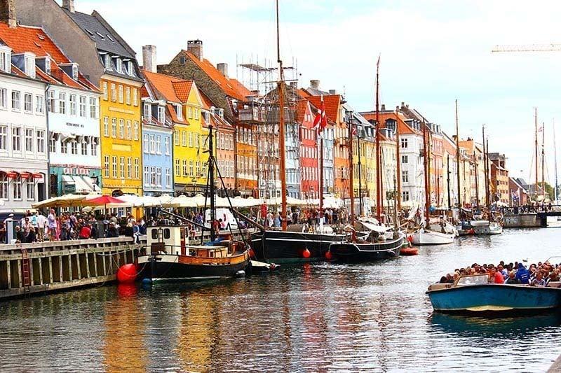 Greenest City Copenhagen Canal