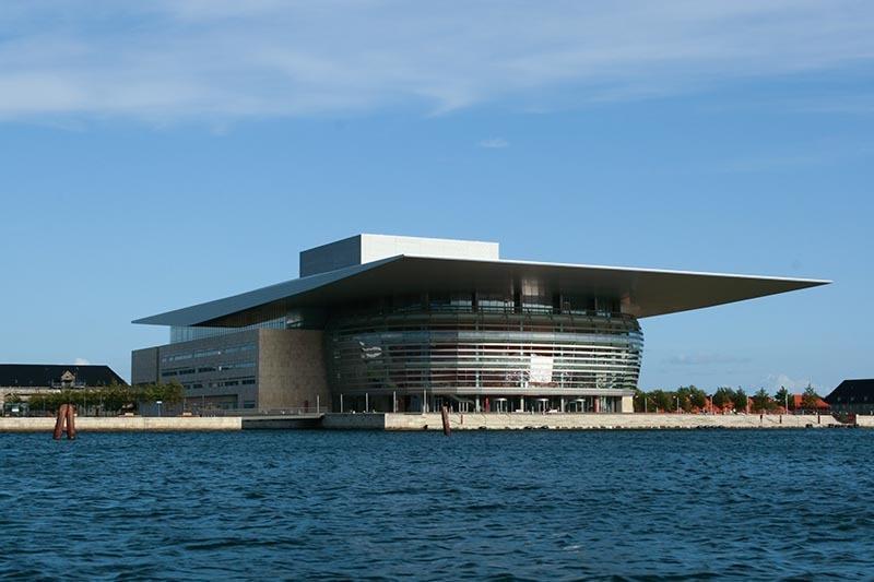 Greenest City Opera House