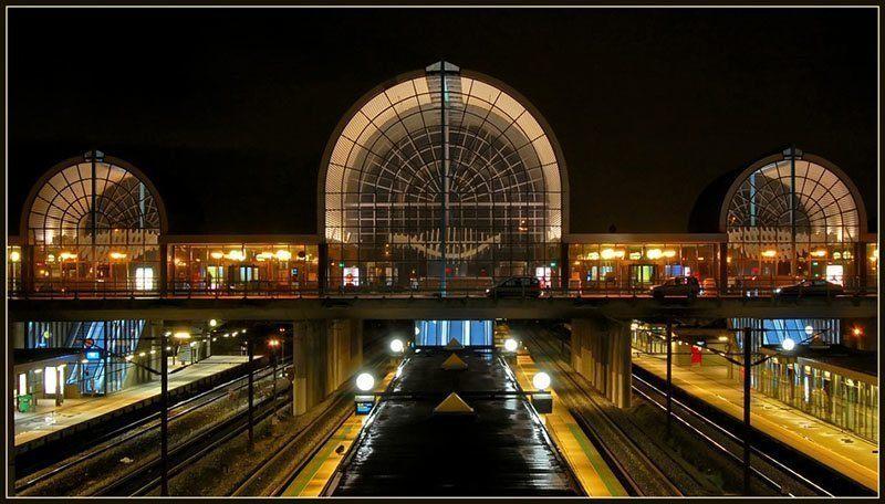 Greenest City Subway Night