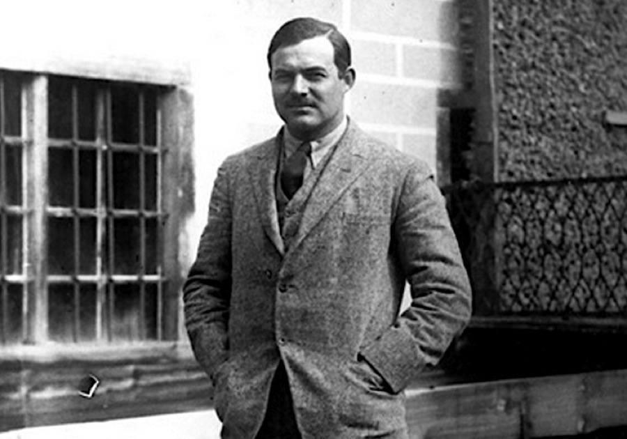 Hemingway Journalism Paris