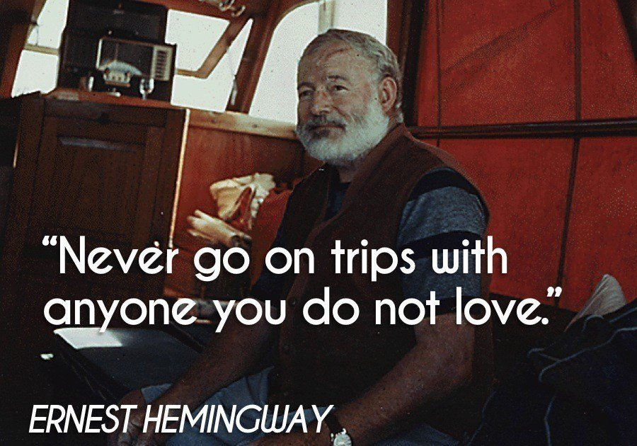 the interesting and eventful life of ernest hemingway He is mad at hemingway for the ending of farewell to arms hemingway's henry  fights for the love of his life and bradley cooper in his epic.