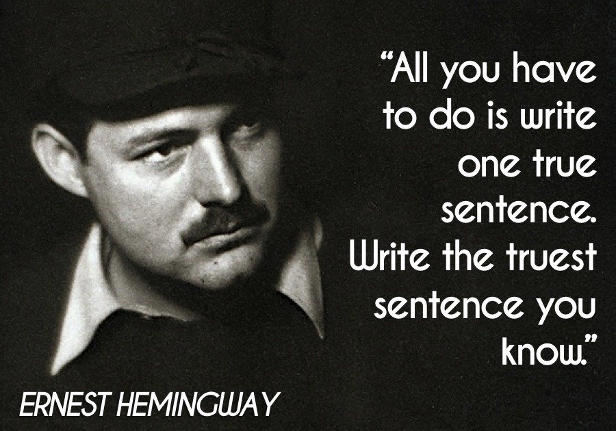 21 Wrenching Ernest Hemingway Quotes On Life And War