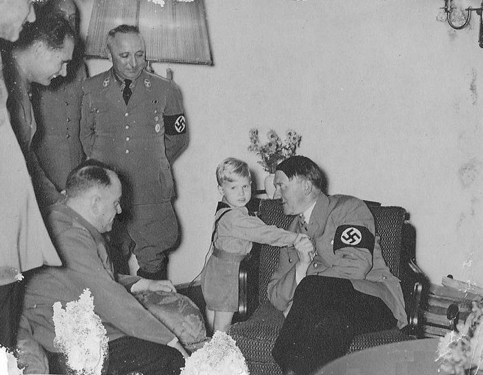 Hitler Young Boy