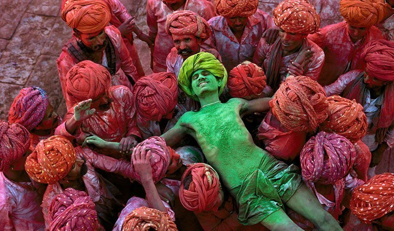 Holi Celebration in India