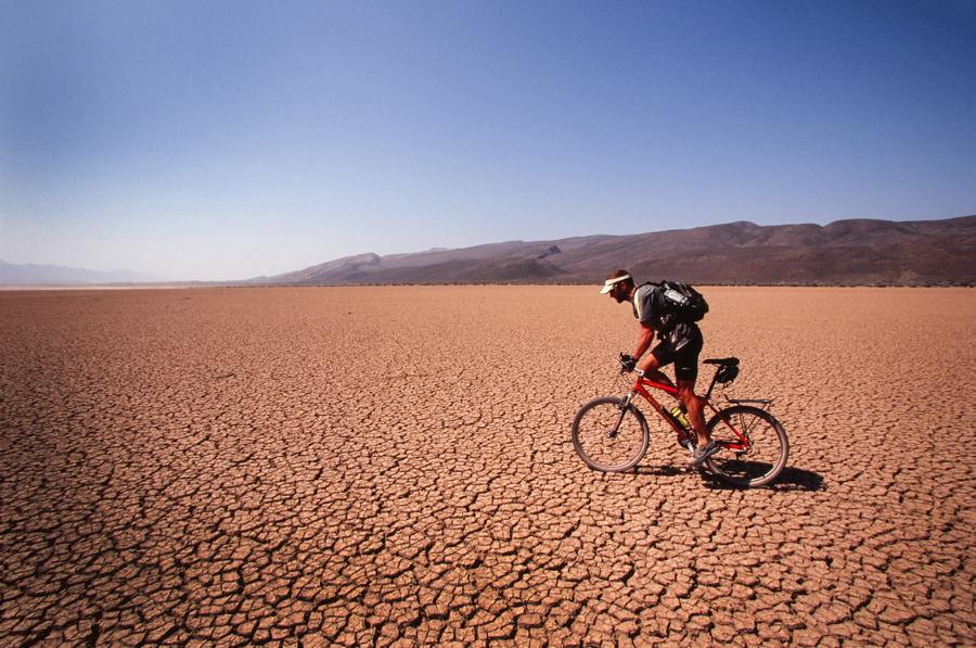 Jason Lewis Cracked Desert