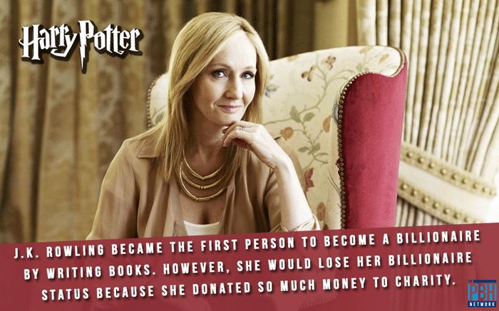 JK Rowling Trivia