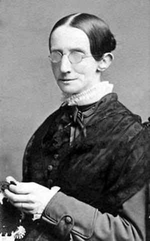 Laura Bridgman Portrait