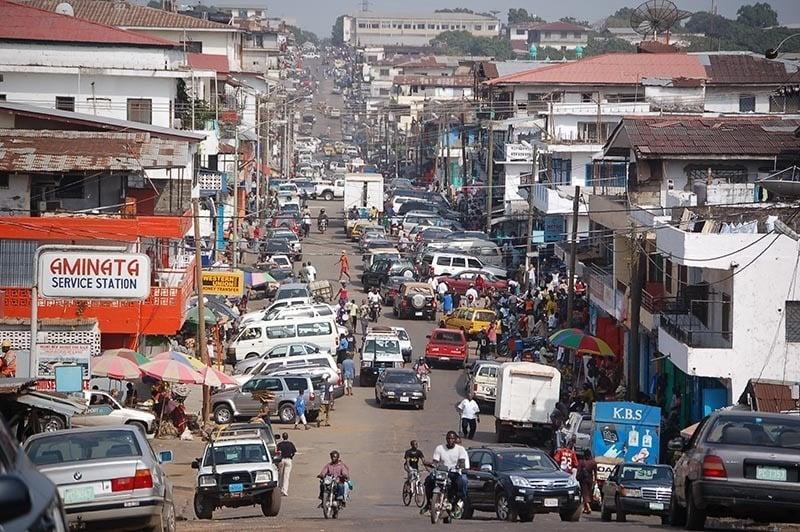Liberia Rape Monrovia