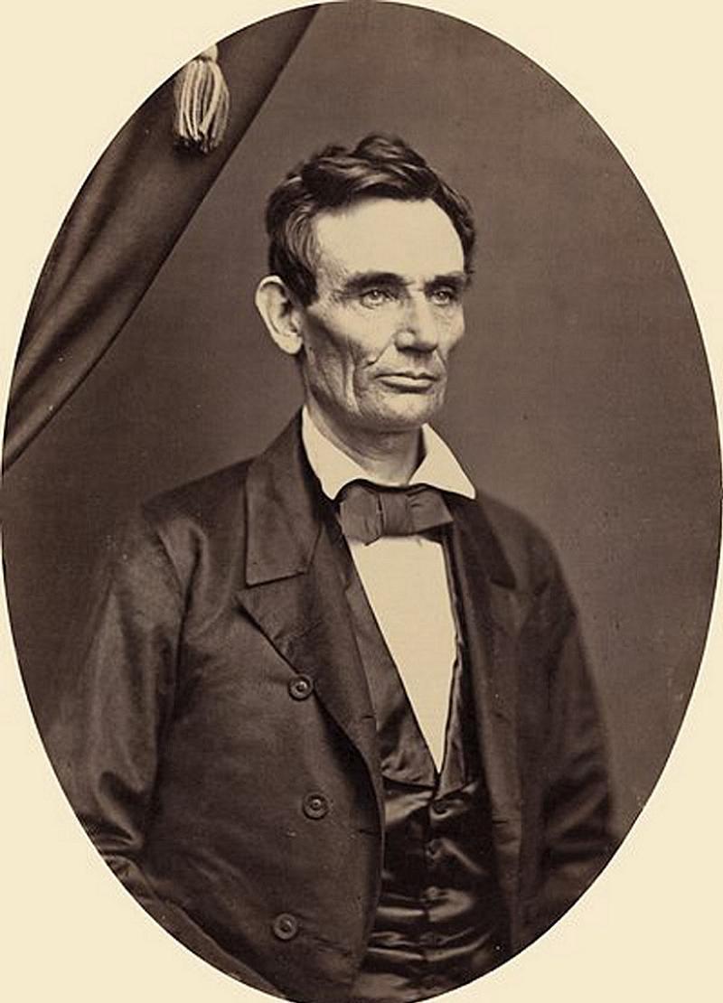 Abraham Lincoln Photos 1858